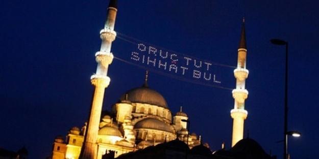 Ankara'da iftar vakti saat kaçta ? - Ramazan 2017 imsakiyesi
