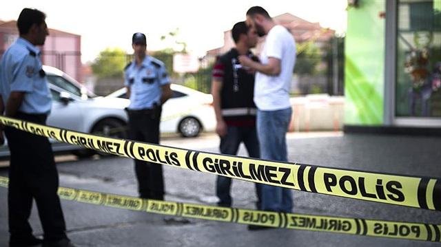 Ankara'da kalaşnikofla otomobili taradılar!
