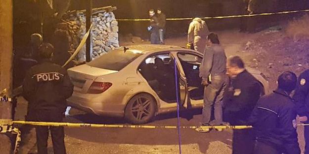 Ankara'da kalaşnikoflu saldırı! 2 ölü...