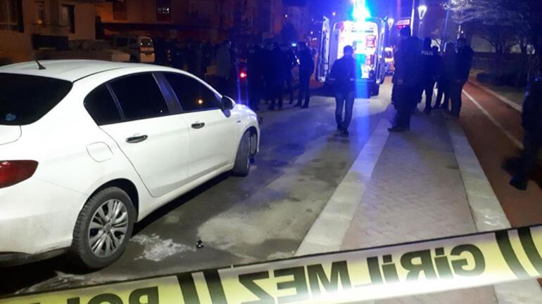 Ankara'da kan donduran olay! Otomobile ateş açtılar