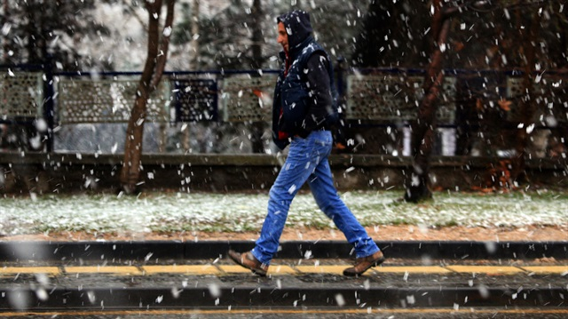 Ankara'da kar sürprizi