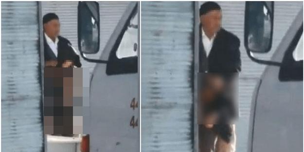 Ankara'da mide bulandıran olay! Tacizci şerefsiz tutuklandı