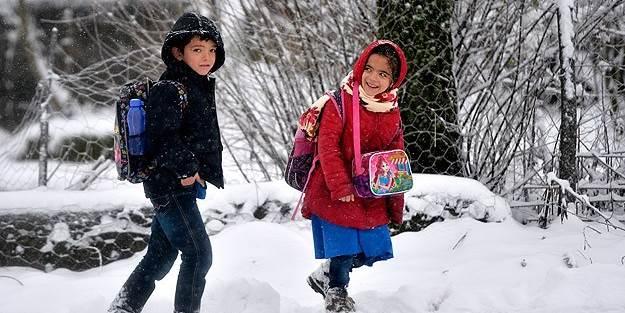 Ankara'da okullar yarın da tatil mi?