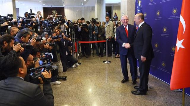 Ankara'da önemli zirve