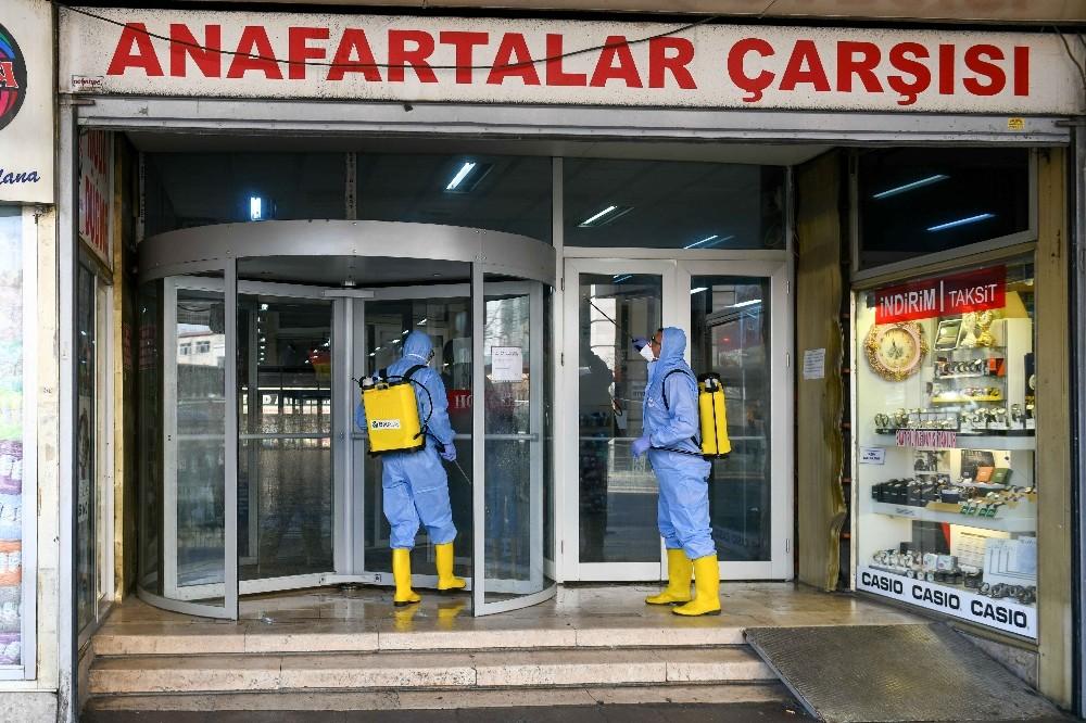 Ankara'da parklarda ücretsiz internete korona virüs ertelemesi