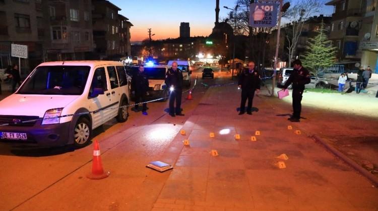 Ankara'da silahlı çatışma: Yaralılar var...