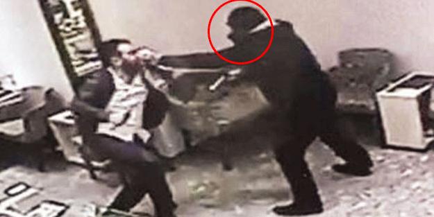 Ankara'da soygun girişiminde bulunan şahı bakın kim çıktı! Bomba imha uzmanıymış