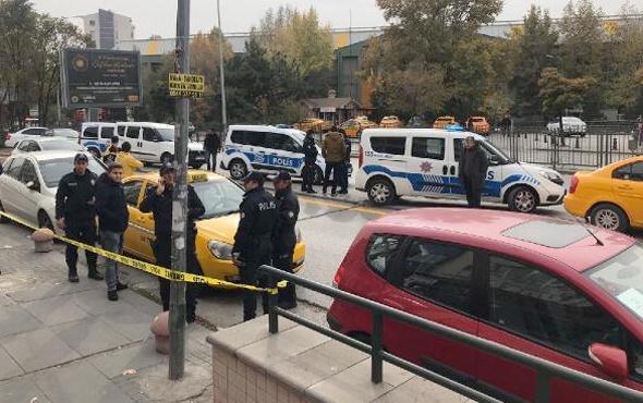 Ankara'da taksi şoförü, aracında ölü bulundu