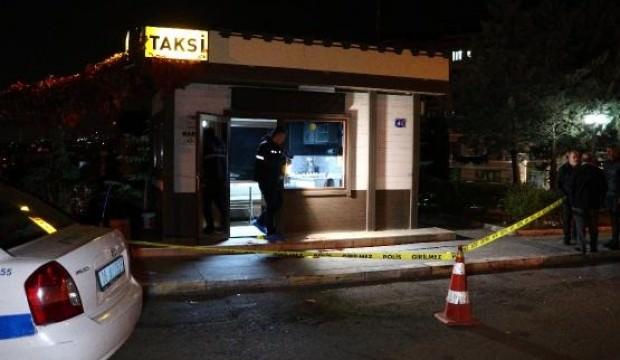 Ankara'da tartıştığı kocasını bıçakla yaraladı