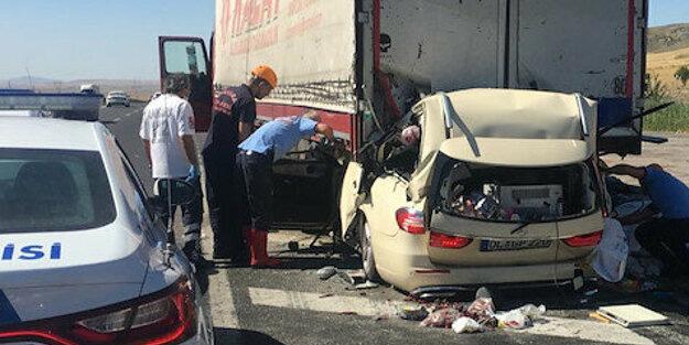 Ankara'dan acı haber: 5 kişi hayatını kaybetti