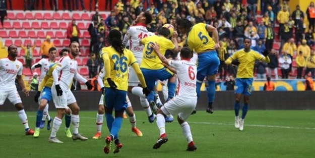 Ankaragücü Göztepe maçı muhtemel 11'leri