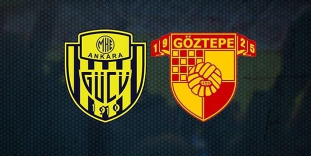 Ankaragücü Göztepe maçı ne zaman, saat kaçta, hangi kanalda?
