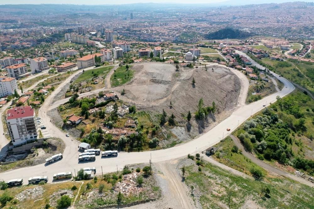 Ankara'nın altın bahçesi