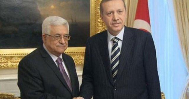 Anlaşmanın ardından Cumhurbaşkanı Erdoğan Abbas'la görüştü