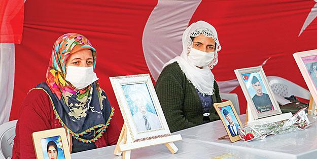 Diyarbakır anneleri 212 gündür evlat nöbetinde
