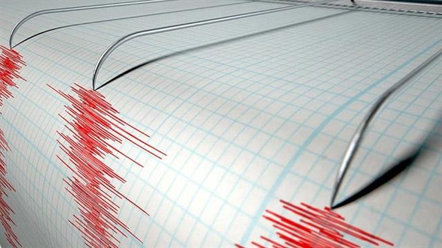 Antalya açıklarında deprem meydana geldi