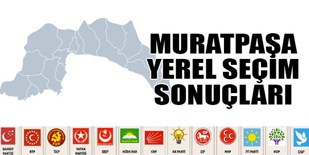 Antalya Muratpaşa yerel seçim sonuçları 31 Mart 2019 yerel seçimleri | Cumhur ittifakı Millet ittifakı oy oranı