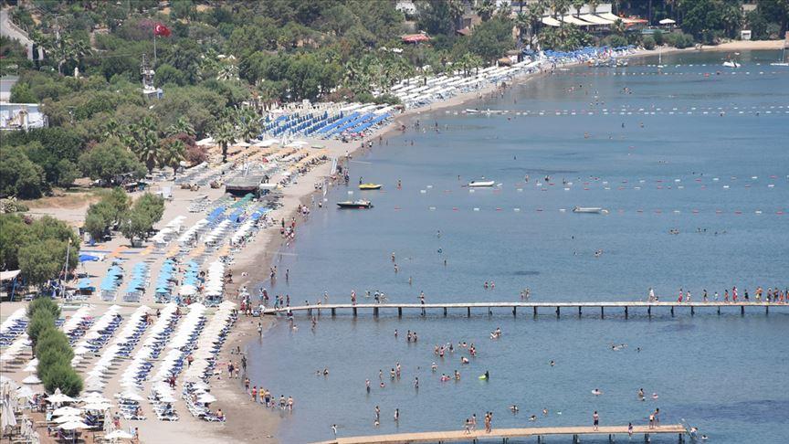Antalya turizmde yılı rekorla kapatıyor