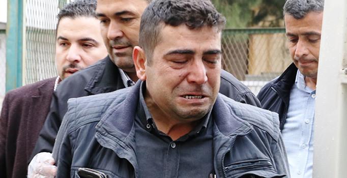 Antalya'da 3 yaşındaki Melek'in pencereden düştüğünü öğrenen ailesi acı haberle yıkıldı