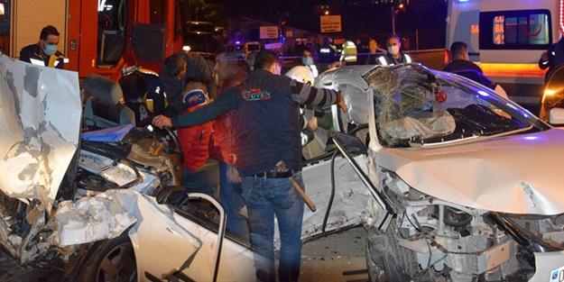 Antalya'da feci kaza! Ölüler ve yaralılar var