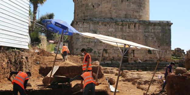 Antalya'da keşfedildi! Tam 1500 yıllık...
