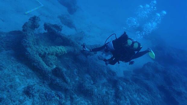 Antalya'daki araştırlamalarda önemli izler bulundu! Su altından Osmanlı mirası fışkırdı