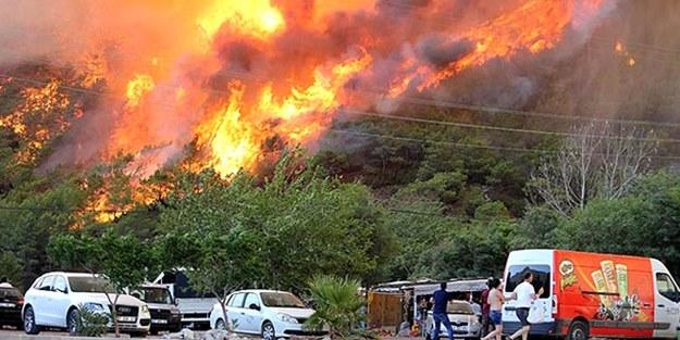 Antalya'daki ormanları kimin yaktığı ortaya çıktı
