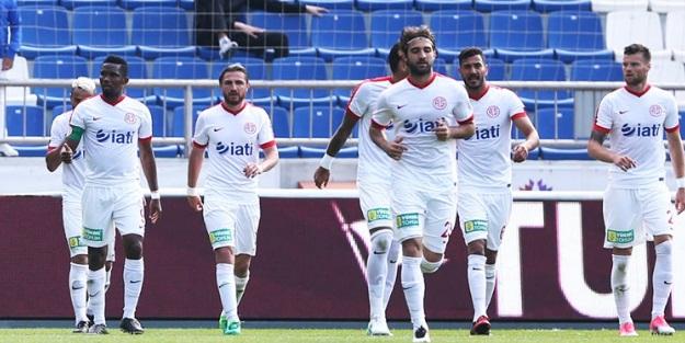 Antalyaspor Avrupa yolunda emin adımlarla