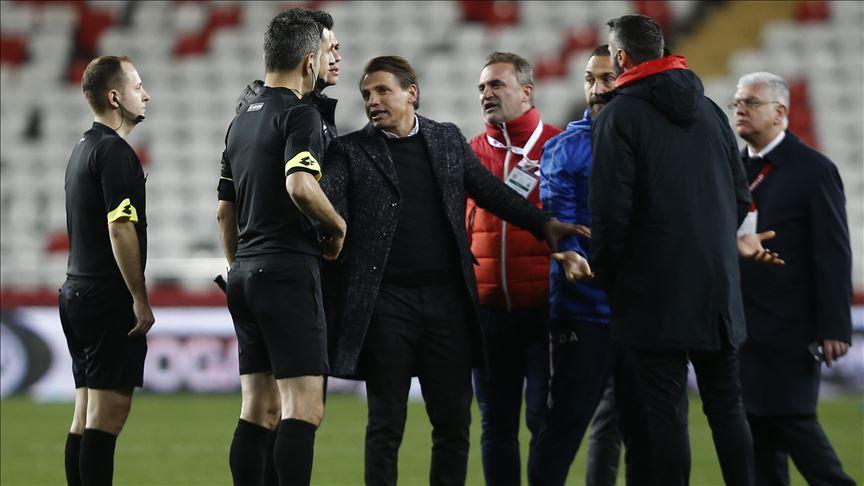 Antalyaspor Teknik Direktörü Tuna: İki puan kaybetmek bizim açımızdan iyi olmadı