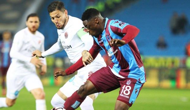 Antalyaspor - Trabzonspor! Muhtemel 11'ler