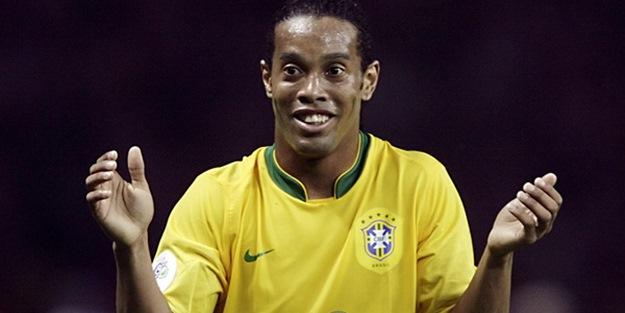 Antalyaspor'a Ronaldinho şoku!
