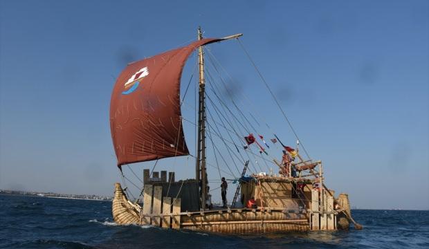 Antik dönemde inşa edilmişti... Türkiye'ye kazandırıldı