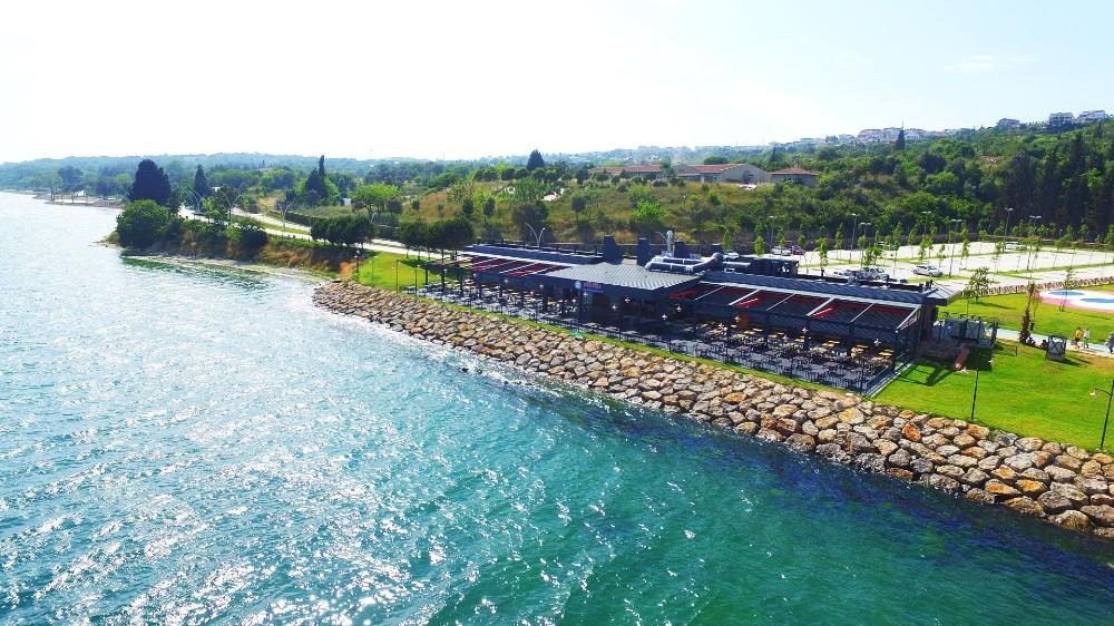 Antikkapı en büyük tesisini Darıca'da açtı