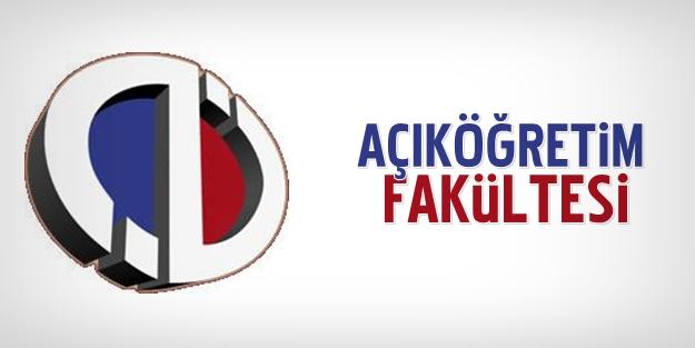 AÖF'de İlahiyat Lisans bölümü açılması için kampanya