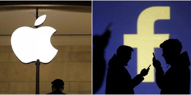 Apple ile Facebook arasındaki gerilim büyüyor