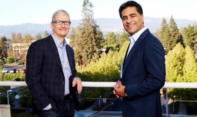 Apple ve Deloitte'tan anlaşma