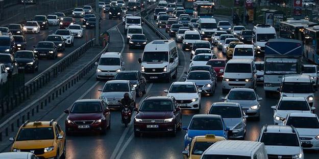 Arabası olanlar dikkat! Çevre ve Şehircilik Bakanlığı yeni uygulamayı hayata geçiriyor