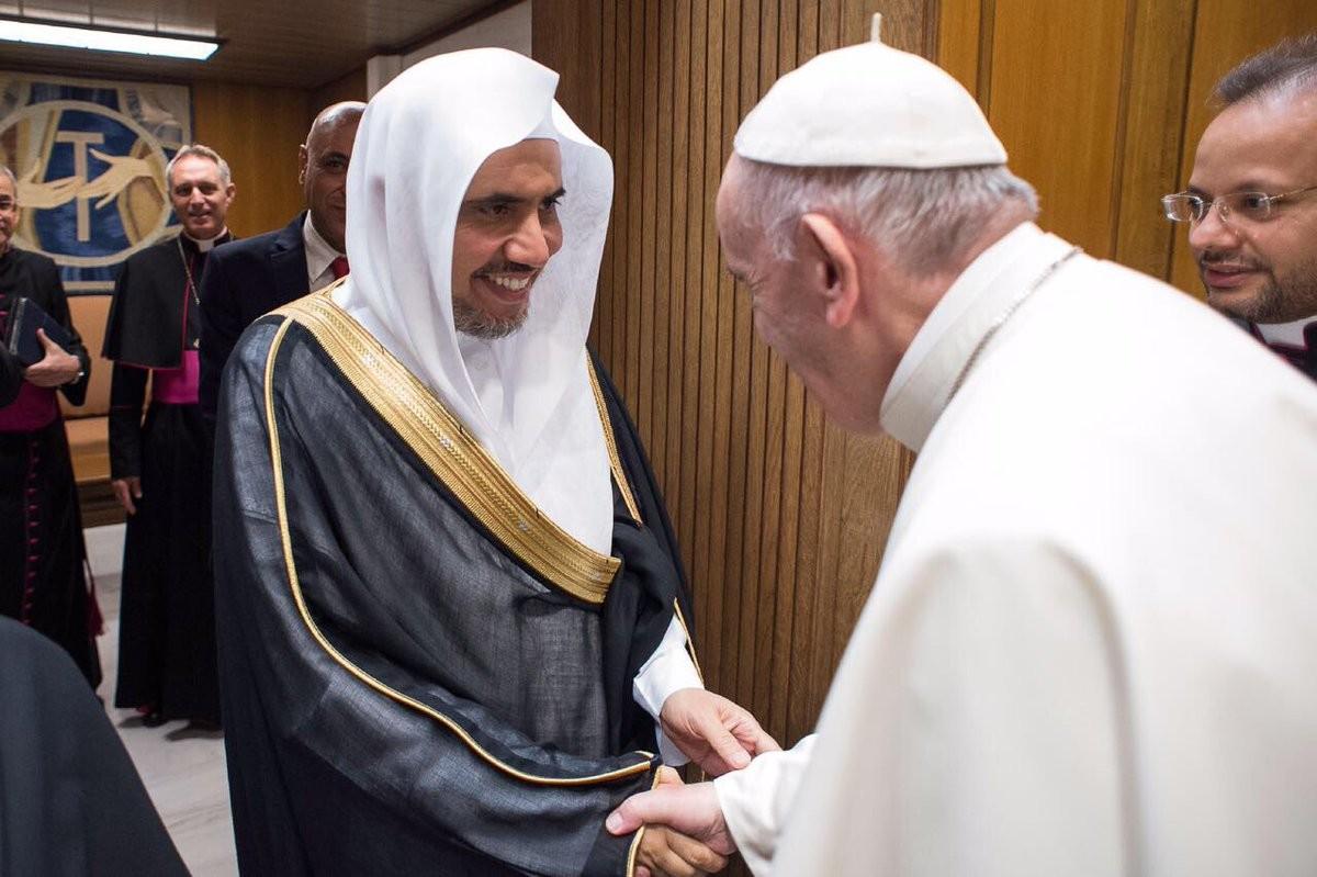 Arabistan-Vatikan arasında gizli görüşme!