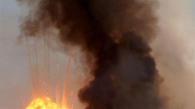 Arabistan'a roketli saldırı