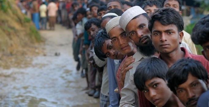 Arakanlı Müslümanlar yaşam savaşı veriyor