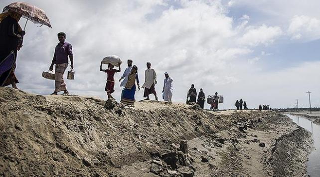 Arakanlı sığınmacıların dönüşü konusunda BM'ye uyarı