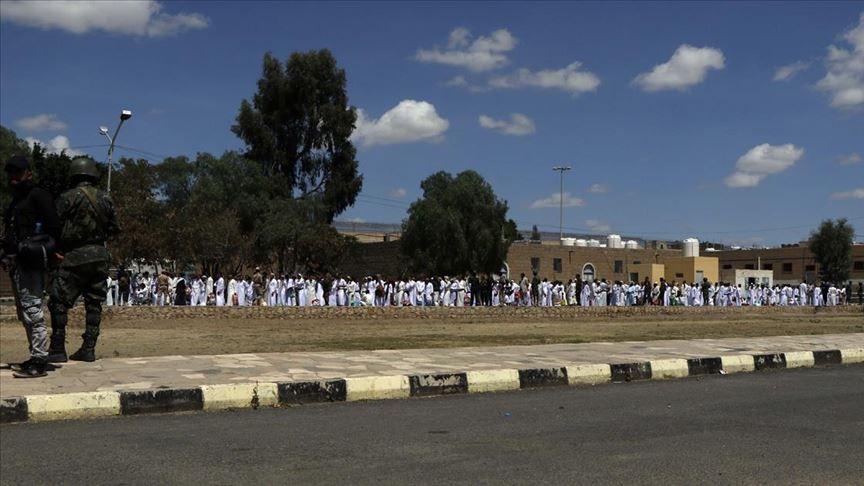 Arap koalisyonu, 200 Husi'yi serbest bıraktı