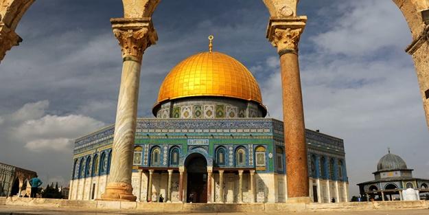 Arap ülkesine Mescid-i Aksa'da büyük şok!