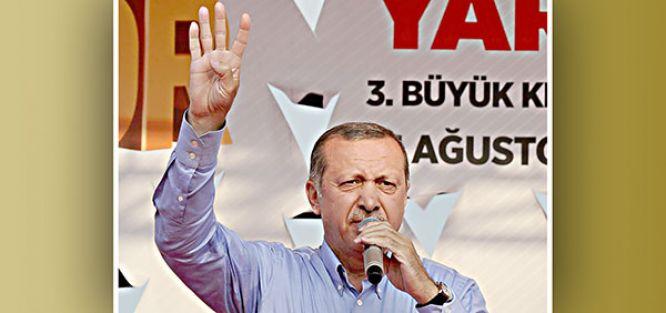 """Arap dünyası, Erdoğan'ın """"Rabia"""" işaretini konuşuyor"""