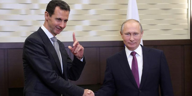 Araştırmacı yazar Hakkı Öznur: Esed bir firavundur, Putin bir katildir