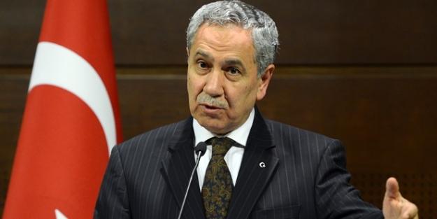 Arınç: Türkiye'nin bağımsız ama en az onun kadar da tarafsız yargıya ihtiyacı var.