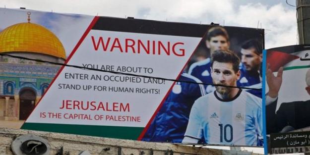 Arjantin iptal etti, İsrail çıldırdı: 1,5 milyar Müslüman mı, 17 milyon İsrailli mi önemli?
