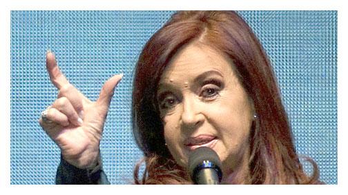 Arjantin istihbarat servisini feshedecek
