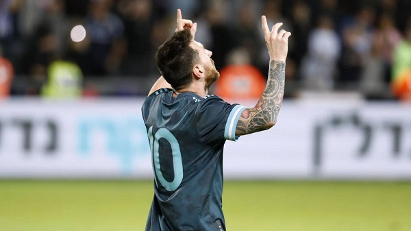 Arjantin Uruguay maçı kaç kaç bitti?