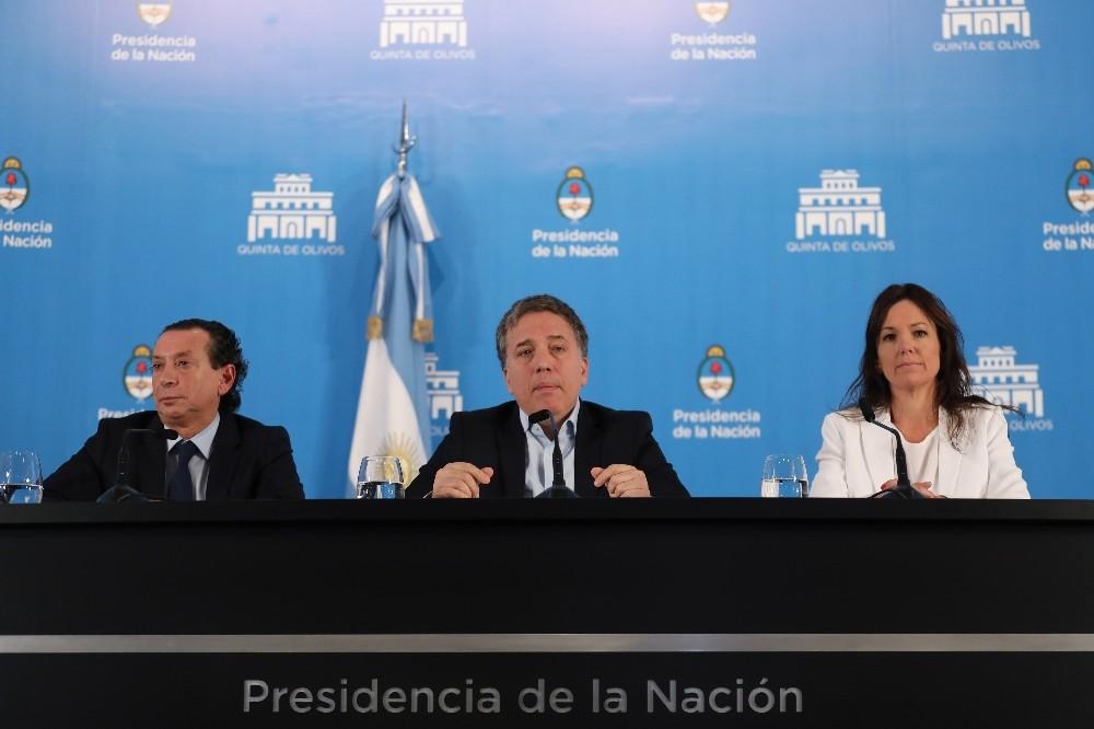 Arjantinde enflasyon yüzde 54,7 oldu, hükumet fiyatları sabitledi